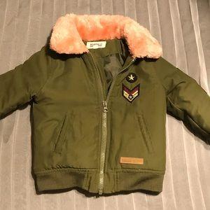 Faux fur 💣 jacket